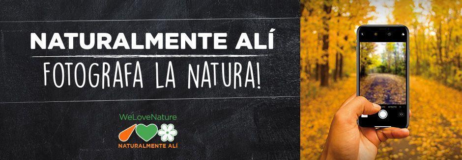 #NaturalmenteAlì