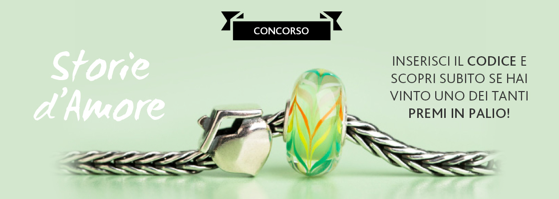Concorso Trollbeads Storie d'Amore