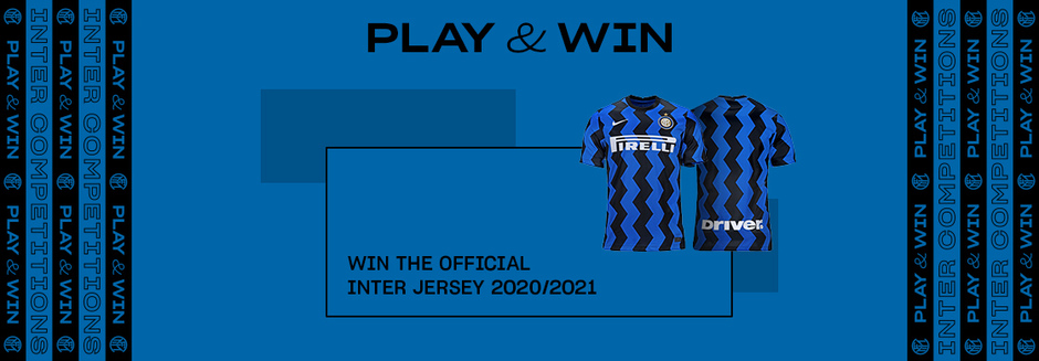WIN THE NEW JERSEY!