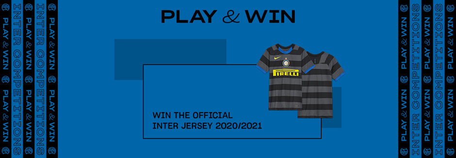 WIN THE THIRD JERSEY!