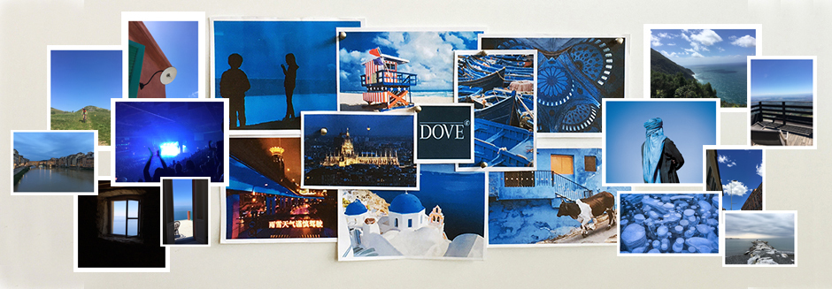 Raccontaci le tue vacanze in #DoveBlu !