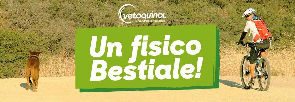 Vetoquinol #UnFisicoBestiale