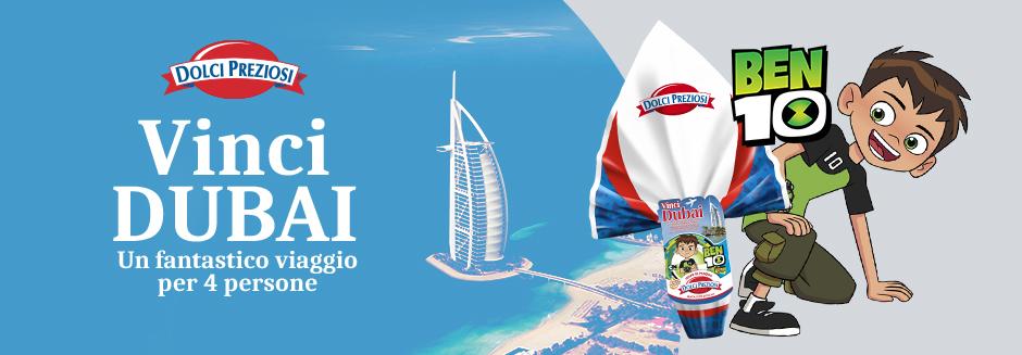 Scatta e vinci il tuo viaggio a Dubai