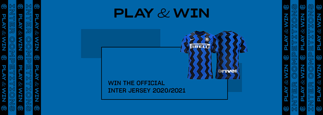WIN THE HOME JERSEY
