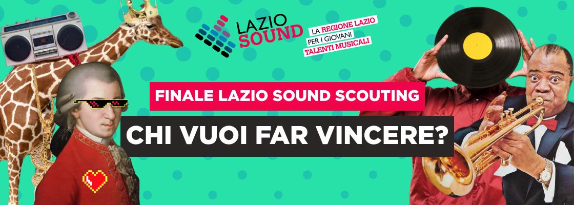LAZIOSound Scouting