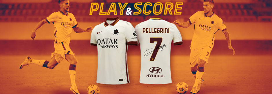 WIN THE SIGNED AWAY JERSEY