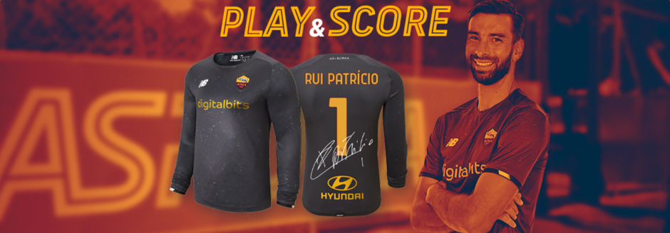 WIN THE SIGNED HOME GOALKEEPER JERSEY