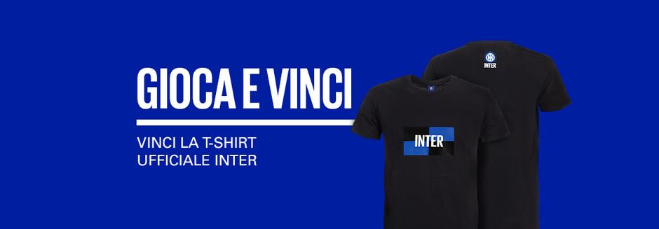 VINCI LA T-SHIRT!