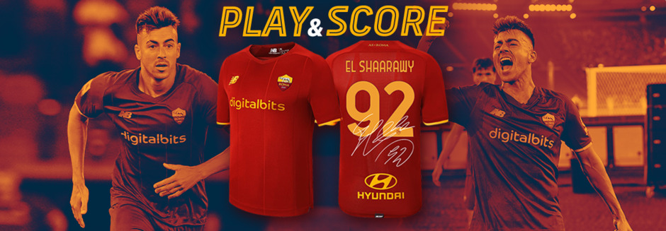 WIN THE SIGNED HOME JERSEY